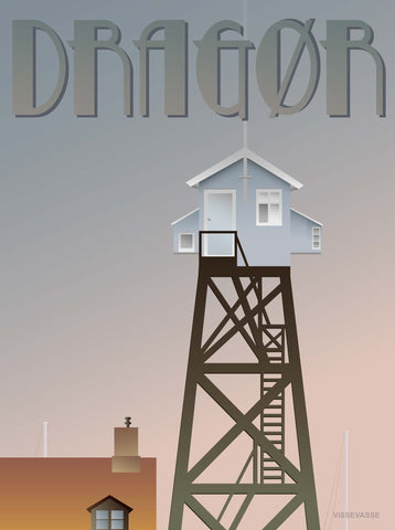 DRAGØR The Tower - poster