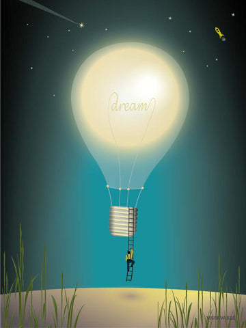 DREAMING - poster