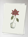 Christmas cards box of 4 - number 1