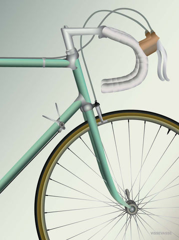 RACING BICYCLE - poster