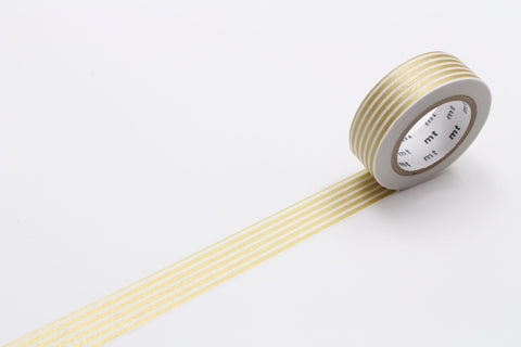 MASKING TAPE - Border Gold