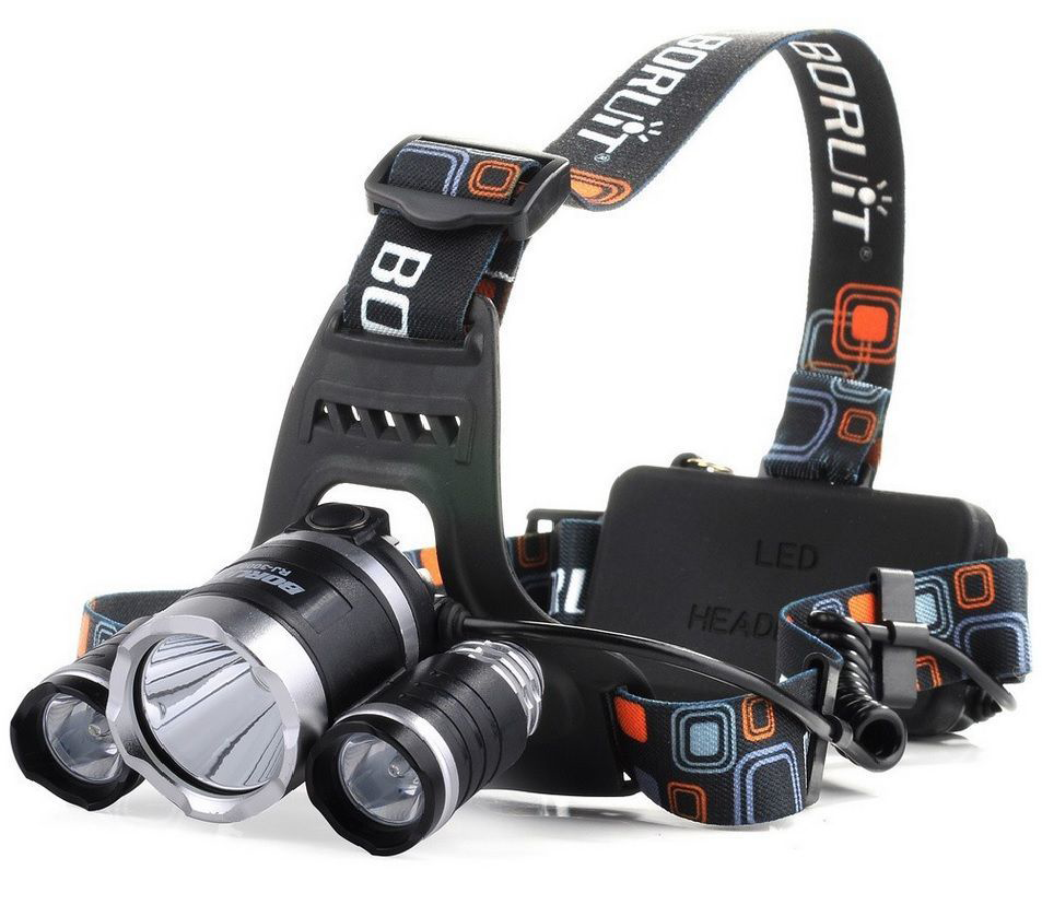 Headlamps for mountains