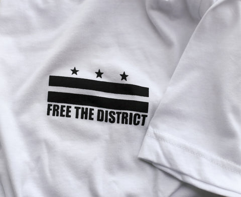 FREE THE DISTRICT