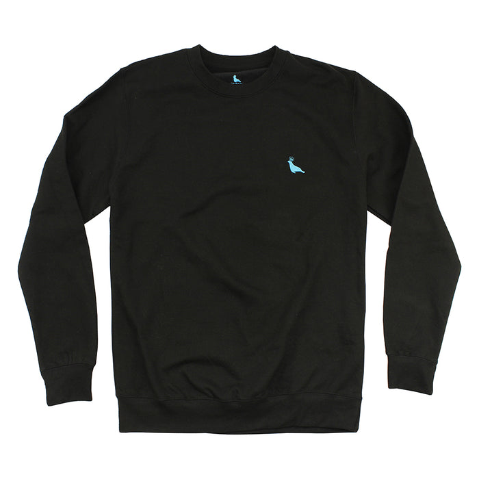 Signature Black Sweatshirt