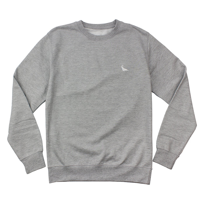 Signature Grey Sweatshirt