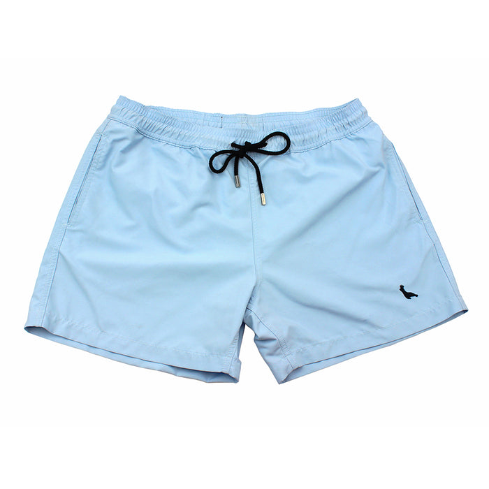 The Sky Blue Classics Swim Shorts