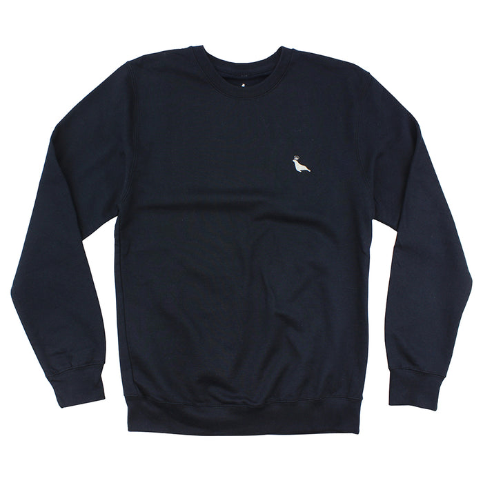 Signature Navy Sweatshirt