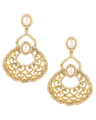 Designer Earring Online - Indian Fashion Jewellery Online