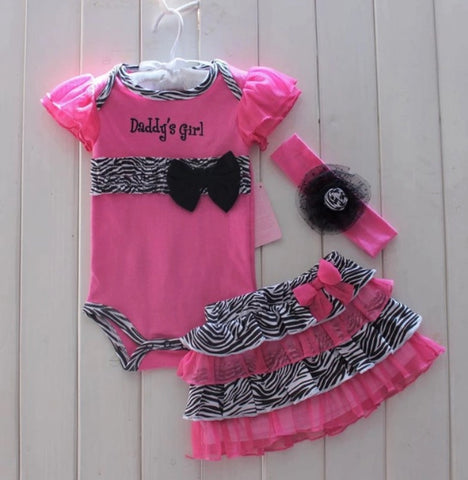 Daddy's girl 2 pc set