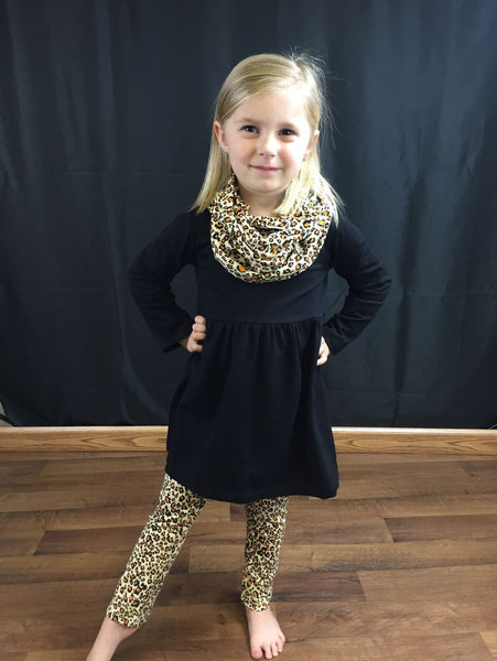 Leopard 2pc Set