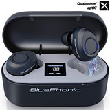 Bluephonic- true wireless earbud CVC 8.0 Noise Reduction