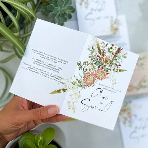 Botanical Boho Sample