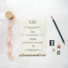 Majestic Woodland Details Cards