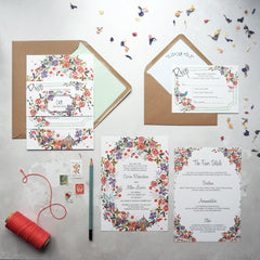 Enchanted Garden Details Cards
