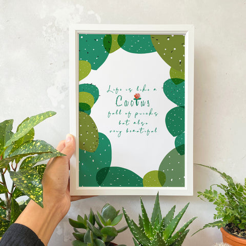 Funny Quote Print