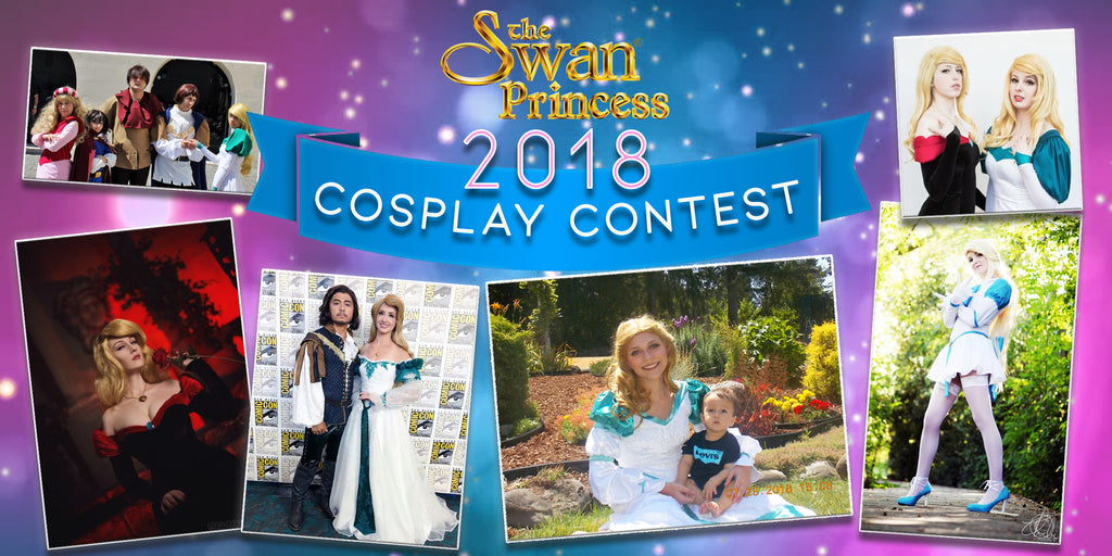 2018 Cosplay Contest Announcement
