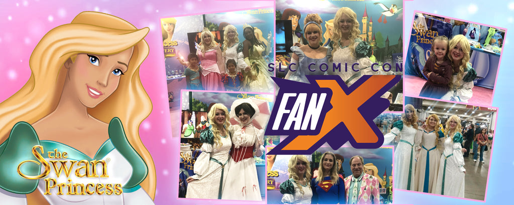 FanX 2018 in Salt Lake City