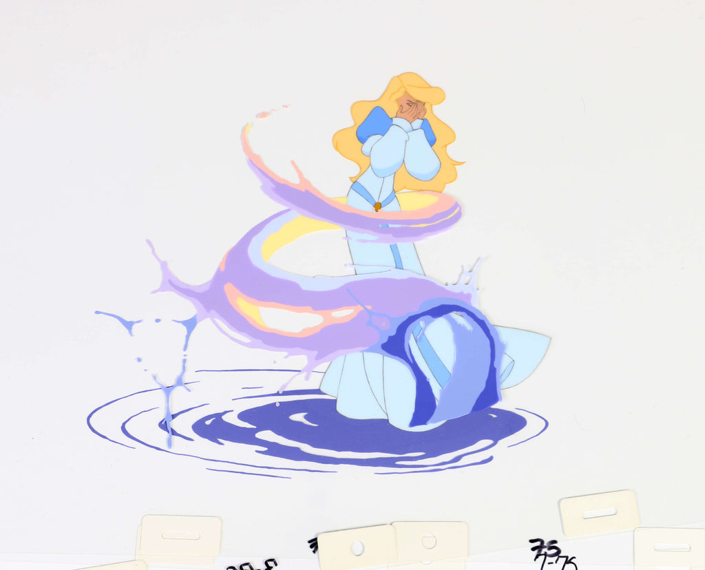 High Demand for Swan Princess Art