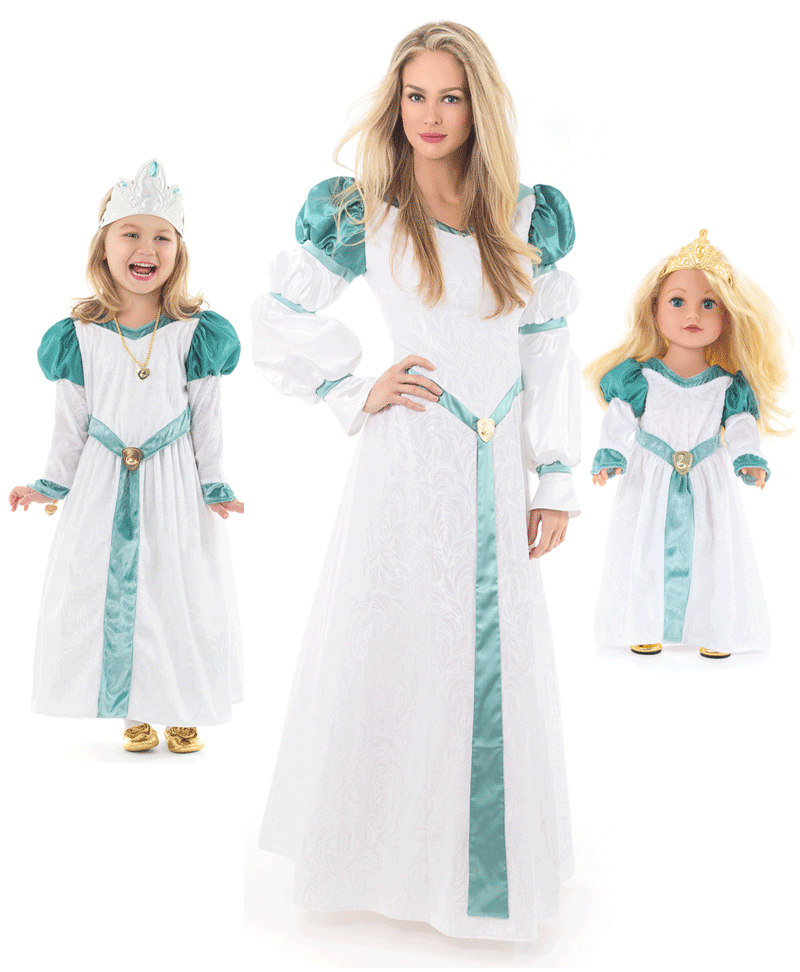 Princess Odette Dresses Are Here!