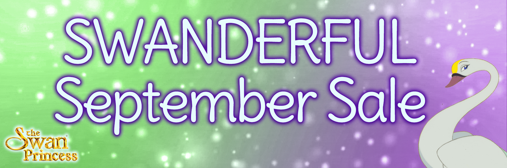 Swanderful September Sale