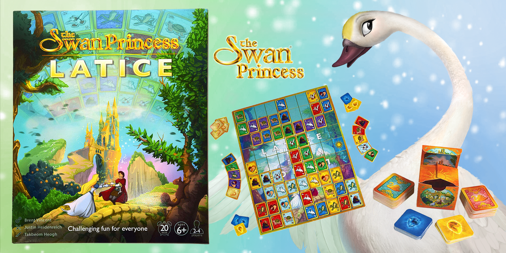 LATICE: Swan Princess Strategy Card Game