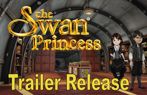 Swan Princess App and Release Update!