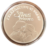 Commemorative Silver Coin - Derek and Odette Kiss