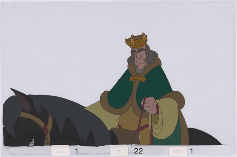 Art Cel William (Sequence 1-22)