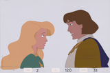 Swan Princess Celluloid Original Hand-Painted Animated Art Cel