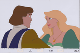 Art Cels Derek & Odette Both Faces (Sequence 2-131)