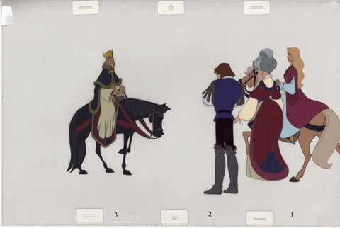 Art Cels (Sequence 3-2)