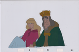 Art Cels Odette & William (Sequence 3-86 thru 3-88)