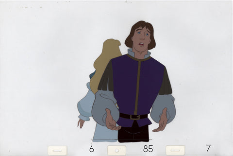 Art Cels Derek & Odette (Sequence 6-85)