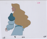 Character Model Art Cel