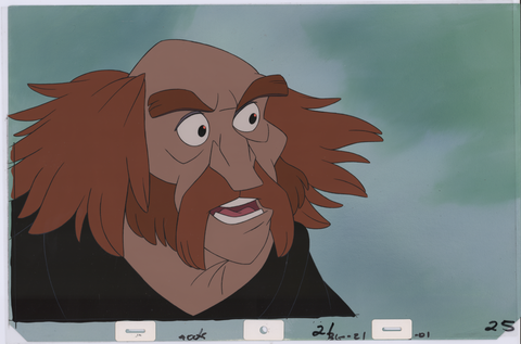 Art Cel Rothbart (Sequence 1-21)