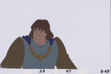 Animated Art Cel of Prince Derek from The Swan Princess