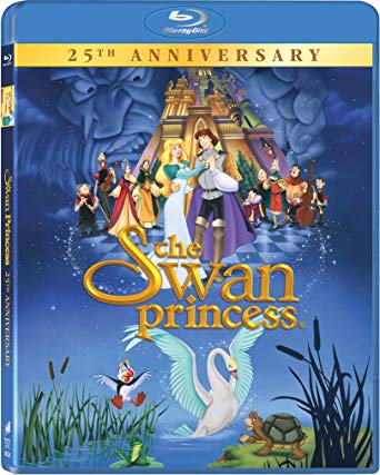 Swan Princess 25th Anniversary