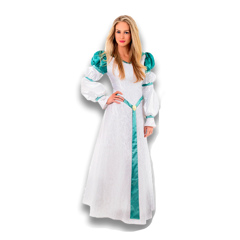 Adult Odette Costume Dress