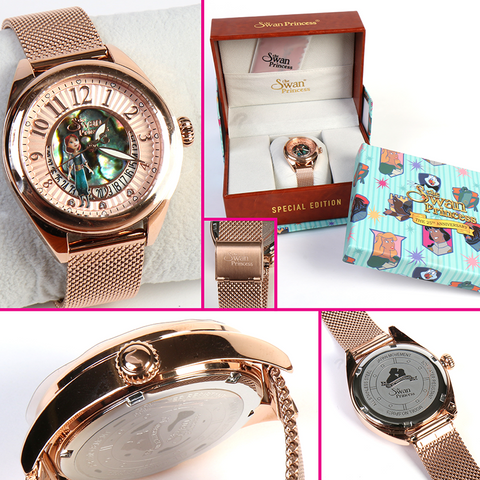Watch Swan Princess Limited Edition