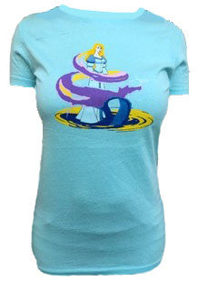 Swan Princess Transformation T-shirt