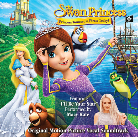 Princess Tomorrow, Pirate Today Soundtrack CD