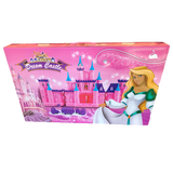 Castle Toy with Princess Odette Dolls