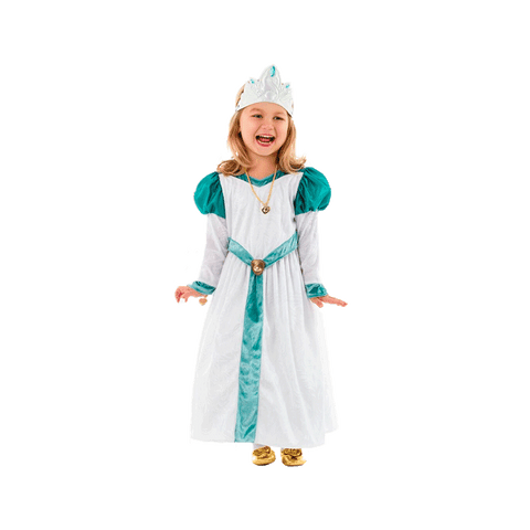 Child Princess Odette Costume Dress
