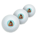 Novelty Golf Balls