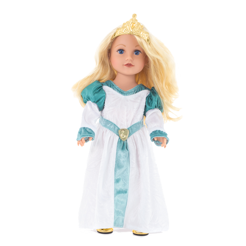 Princess Odette Doll Dress