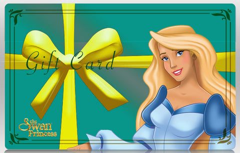Swan Princess E-Gift Card