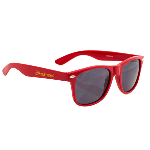 Swan Princess Logo Sunglasses
