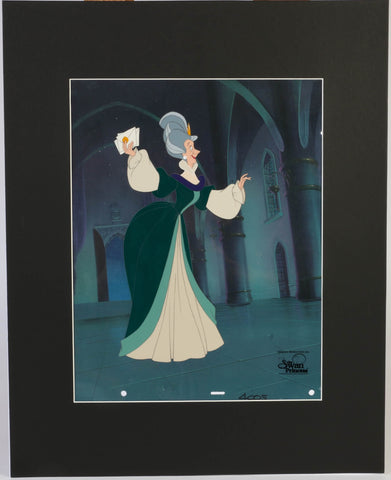 Queen Uberta Art Cel