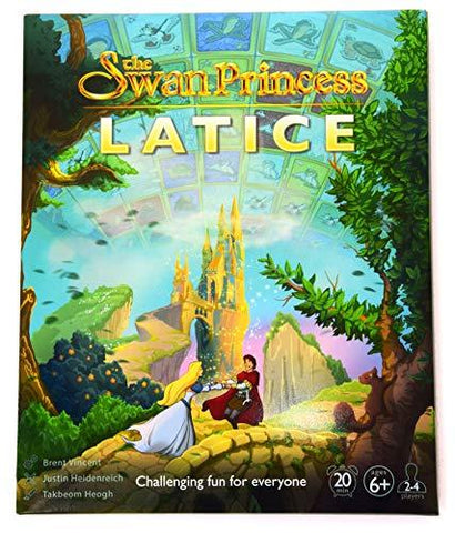 Latice Strategy Card Game