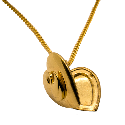 Princess Odette Deluxe Heart Locket